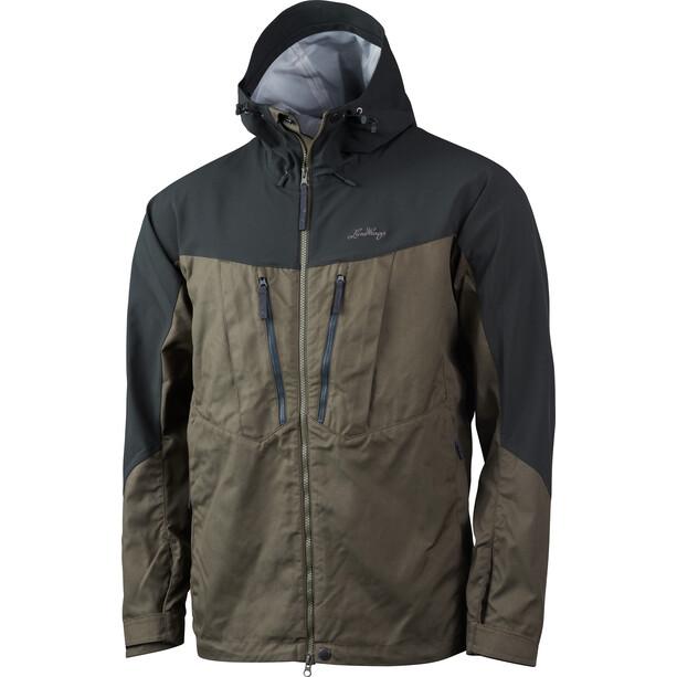 Lundhags Makke Pro Jacket Herr forest green/charcoal