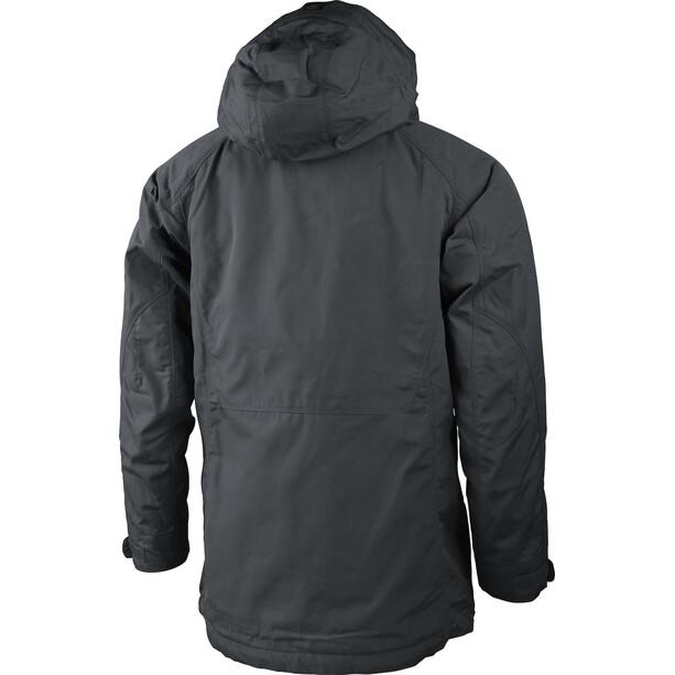 Lundhags Habe Pile Jacket Herr Charcoal