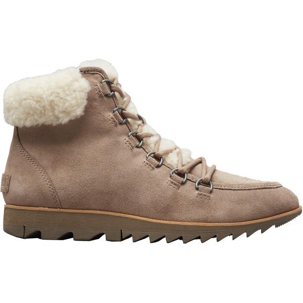 Sorel Harlow Lace Cozy Shoes Dam brun