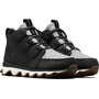 Sorel Kinetic Caribou Boots Dam felt/black