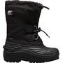 Sorel Super Trooper Boots Ungdomar Black/Light Grey