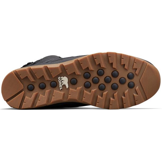 Sorel Whitney Short Lace Premium Shoes Dam black