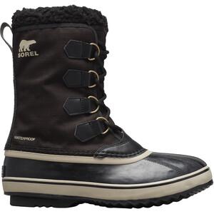 Sorel 1964 Pac Nylonowe buty Mężczyźni, czarny czarny