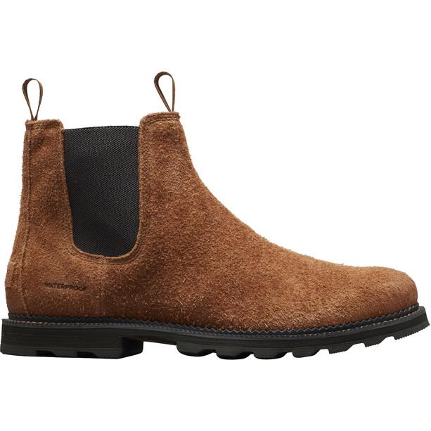 Sorel Madson Chelsea Waterproof Schuhe Herren elk/coal