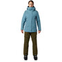 Mountain Hardwear Boundary Line Gore-Tex Insulated Jacket Dam Peak Blue