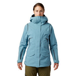 Mountain Hardwear Boundary Line Gore-Tex Insulated Jacket Dam Peak Blue Peak Blue