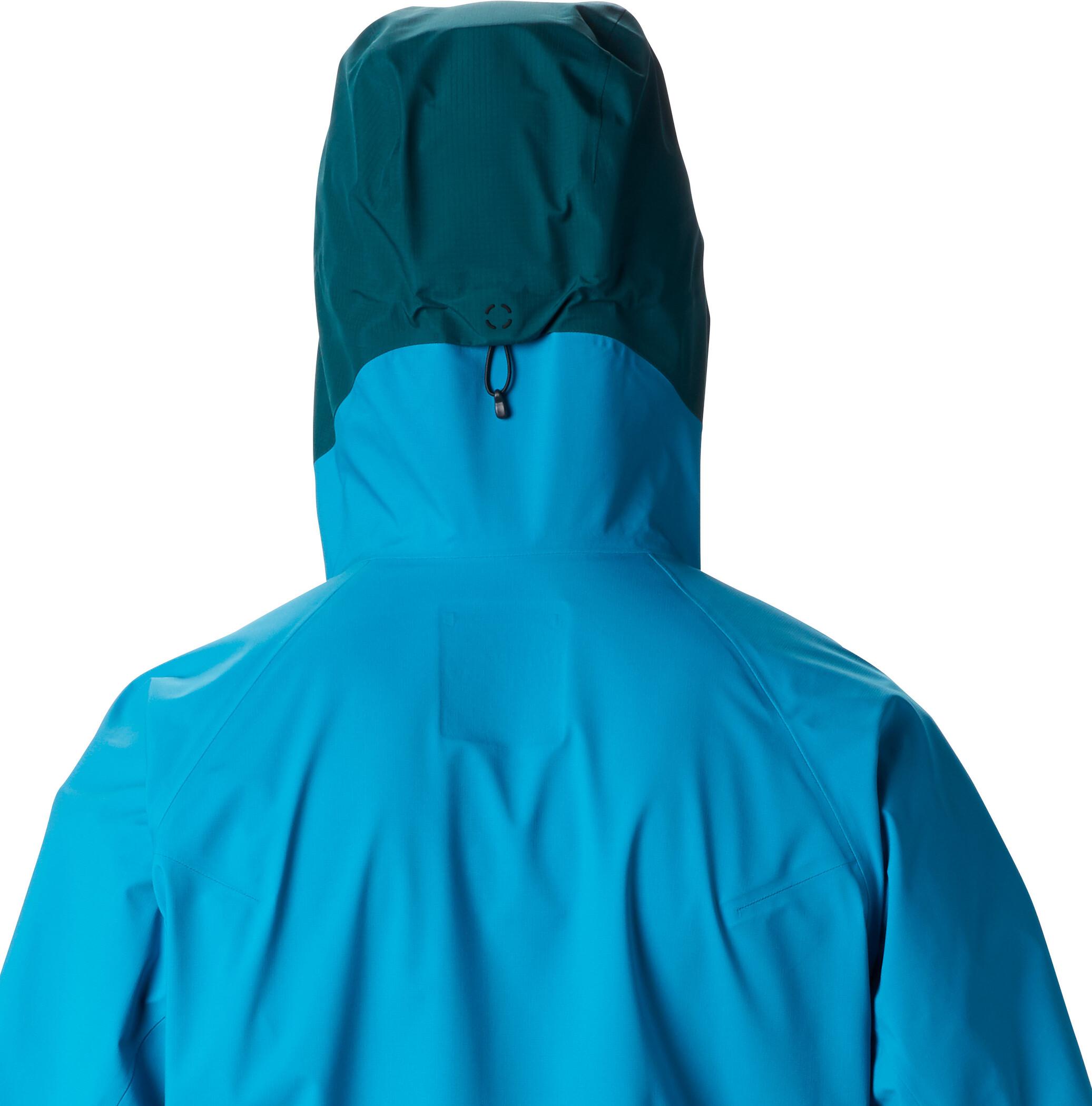 Mountain Hardwear High Exposure Gore Tex C Knit Jacket Herr Traverse