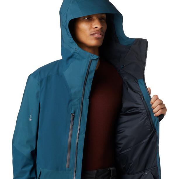 Mountain Hardwear Cloud Bank Gore-Tex Jacket Herr Icelandic