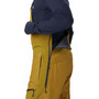 Mountain Hardwear Boundary Ridge Gore-Tex 3L Bib Pants Herr dark bolt
