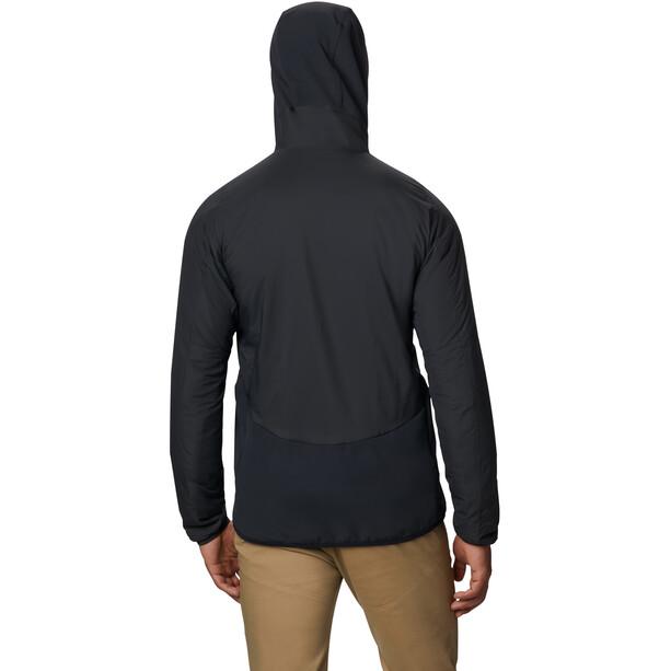 Mountain Hardwear Kor Strata Climb Jacket Herr Dark Storm