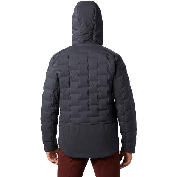 Mountain Hardwear Super/DS Climb Jacket Herr Dark Storm