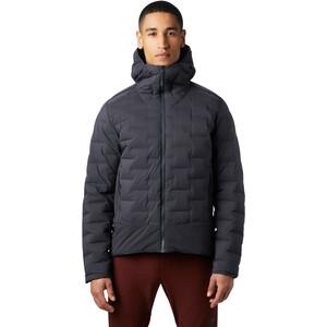 Mountain Hardwear Super/DS Climb Jacket Herr Dark Storm Dark Storm