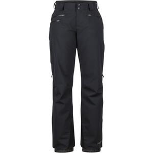 Marmot Slopestar Pantalons Femme, noir noir