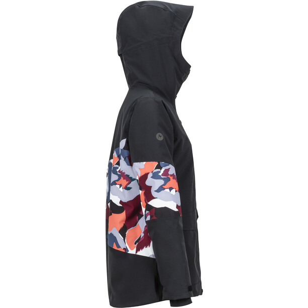 Marmot Wilder Jacke Damen schwarz