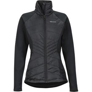 Marmot Variant Hybrid Jacke Damen black black