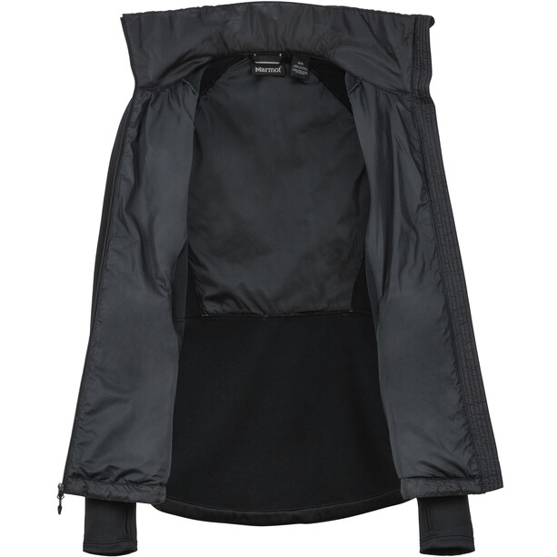 Marmot Variant Hybrid Jacke Damen black