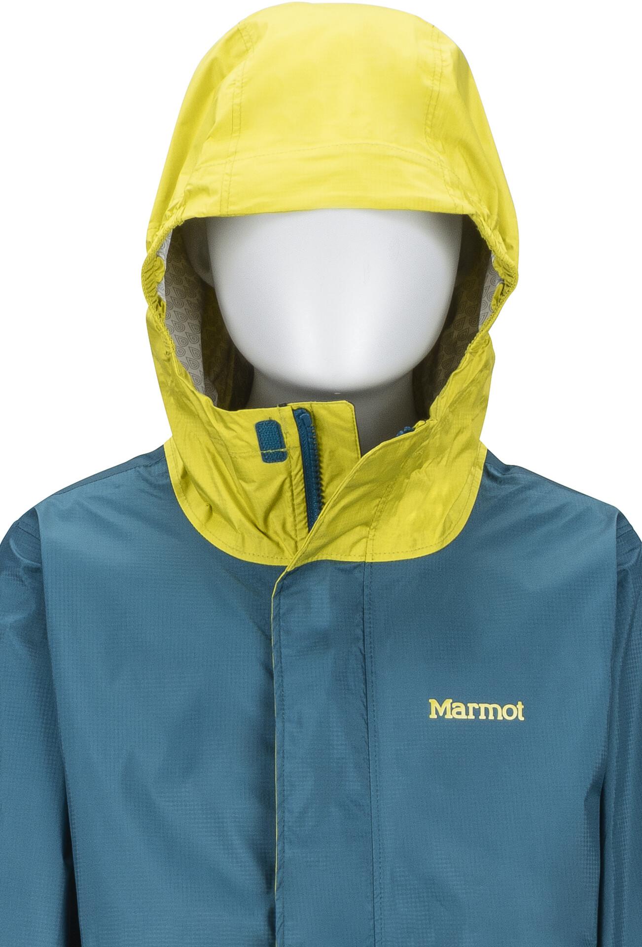 Ni/ños Marmot Boys Precip Eco Chaqueta
