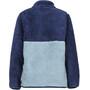 Marmot Roland Fleecejacke Jungen blue granite/arctic navy