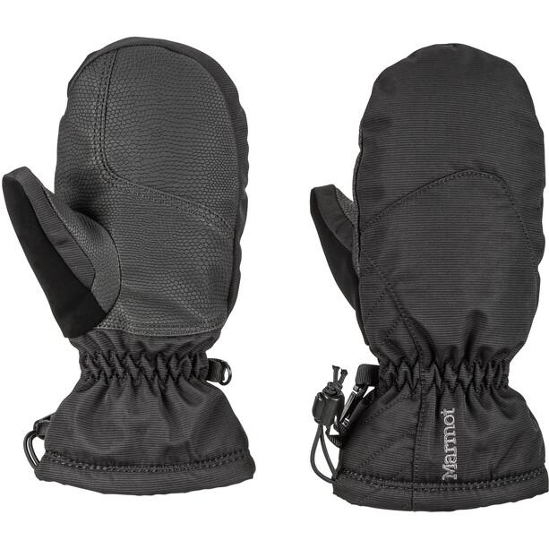 Marmot Glade Fäustlinge Mädchen black