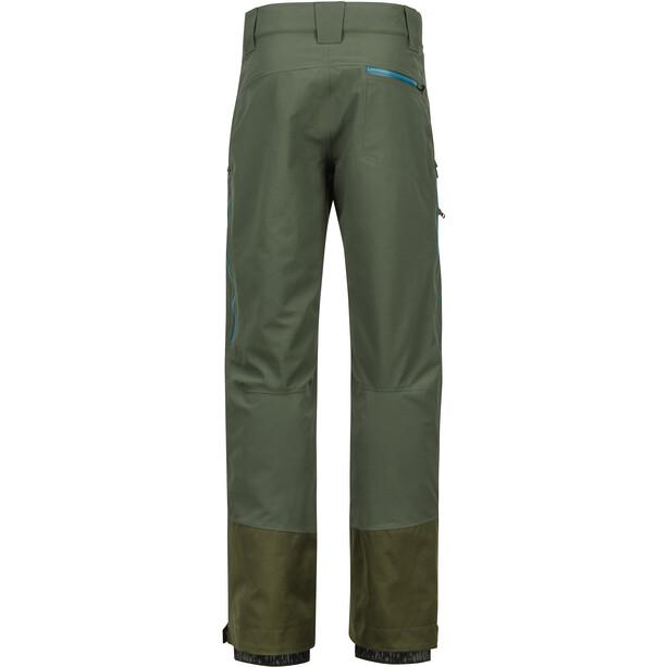 Marmot Freerider Pants Herr oliv