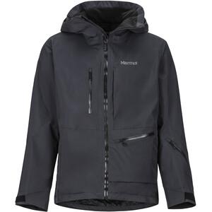 Marmot Refuge Jacket Herr Black Black