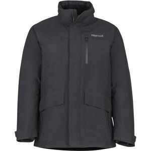 Marmot Yorktown Featherless Jacket Herr Black Black
