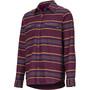 Marmot Zephyr Cove Midweight Flannel LS Shirt Herr Fig