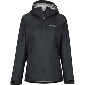 Marmot PreCip Eco Plus Jacket Dam Black Black