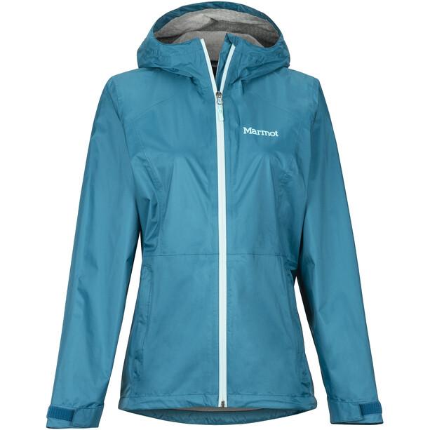 Marmot PreCip Eco Plus Jacket Dam Late Night