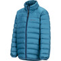 Marmot Highlander Down Jacket Pojkar moroccan blue