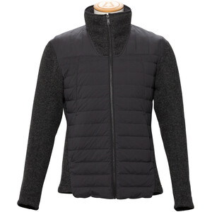Alchemy Equipment Tecnowool Hybrid Jacket Herr Charcoal Charcoal