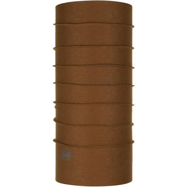 Buff Original Neckwarmer solid tundra khaki