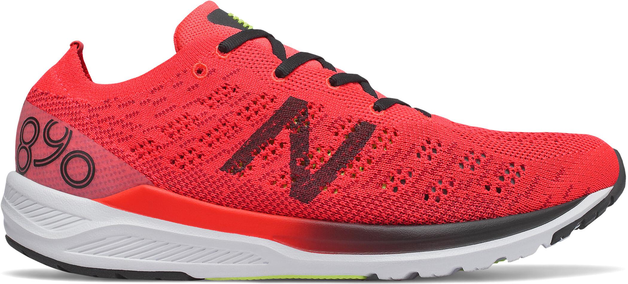 New Balance 890 V7 Schuhe Herren red/black