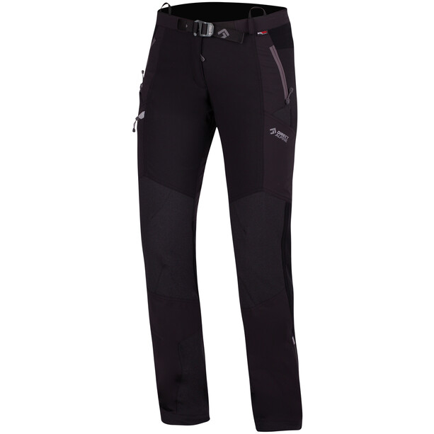 Directalpine Cascade 2.0 Pantalons Femme, noir