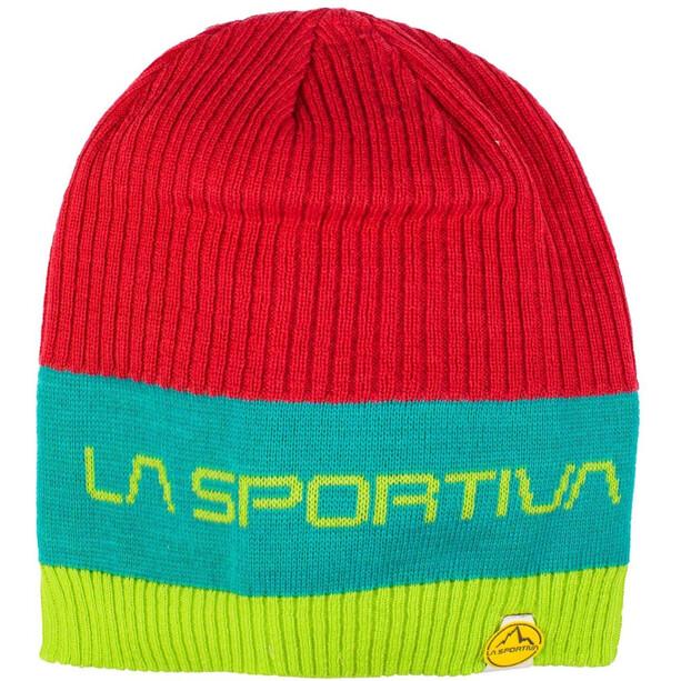 La Sportiva Beta Beanie tropic blue/apple green
