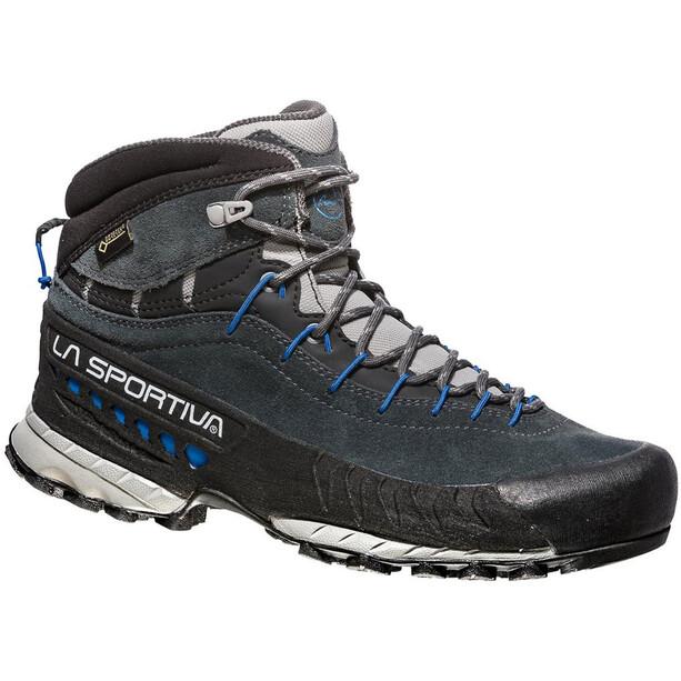 La Sportiva TX4 GTX Mid Schuhe Damen carbon/cobalt blue