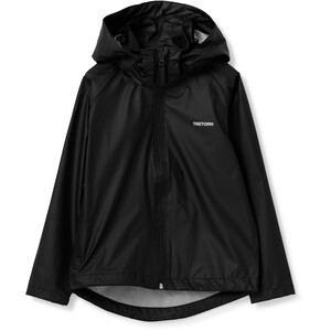 Tretorn Packable Rainset Barn svart svart