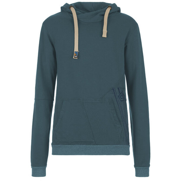 E9 Neon Fleece Hoody Herren dust