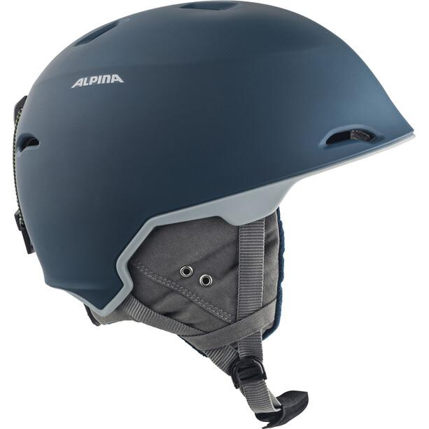 Alpina Maroi Skihelm ink-grey matt