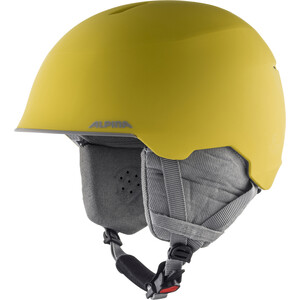 Alpina Maroi Helm Kinder gelb gelb
