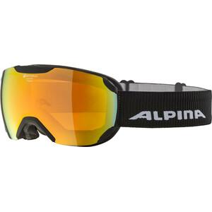 Alpina Pheos S QHM Gafas, negro negro