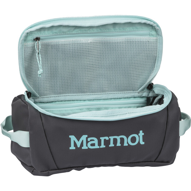 Marmot Mini Hauler Kulturbeutel dark charcoal/blue tint