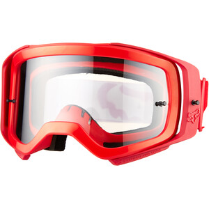 Fox Airspace II Prix Gafas, rojo/transparente rojo/transparente