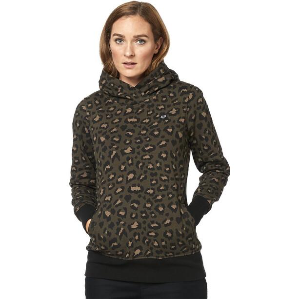 Fox Daredevil Fleece Pullover Damen dirt