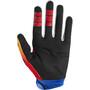 Fox Dirtpaw Fyce Handschuhe Jugend blue/red