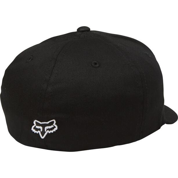 Fox Flex 45 Flexfit Cap Jugend black/white