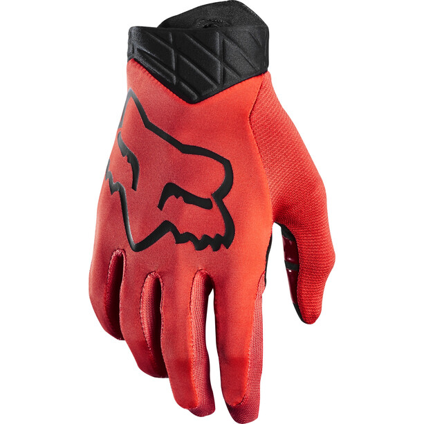 Fox Flexair Handschuhe Herren orange crush