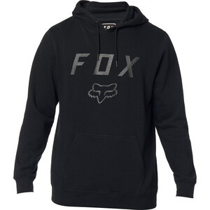 Fox Legacy Moth Pull en polaire Homme, noir noir