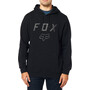 Fox Legacy Moth Fleece Pullover Herre black/black