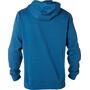Fox Legacy Moth Fleece Pullover Herren dusty blue